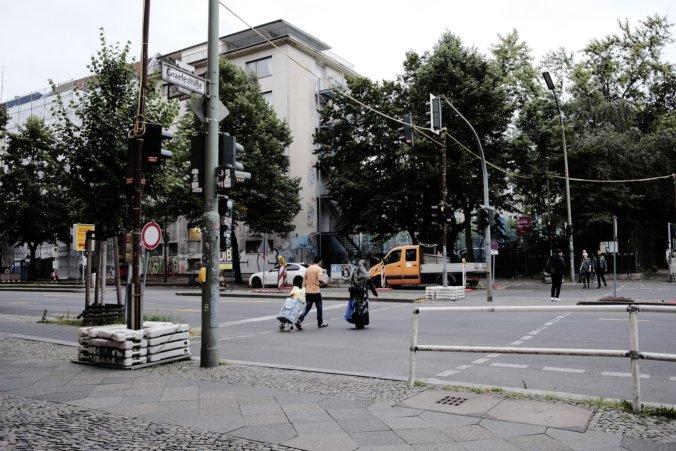 © Holger Kral • Photography - Weg am Abend - Berlin, Cityscape, Fujifilm X70, On my Doorstep - photo #1