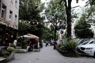 © Holger Kral • Photography - Weg am Abend - Berlin, Cityscape, Fujifilm X70, On my Doorstep - photo #3