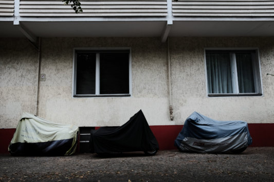 © Holger Kral • Photography - Weg am Abend - Berlin, Cityscape, Fujifilm X70, On my Doorstep - photo #5