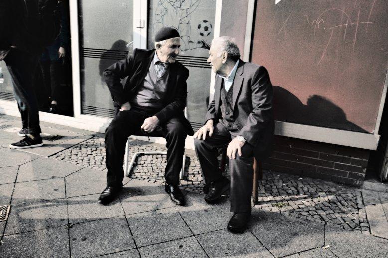 © Holger Kral • Photography - Gegen Mietwahnsinn - Berlin, Cityscape, Fujifilm X70, Germany, On my Doorstep - photo #2