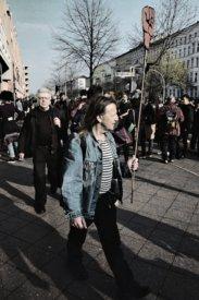 © Holger Kral • Photography - Gegen Mietwahnsinn - Berlin, Cityscape, Fujifilm X70, Germany, On my Doorstep - photo #3
