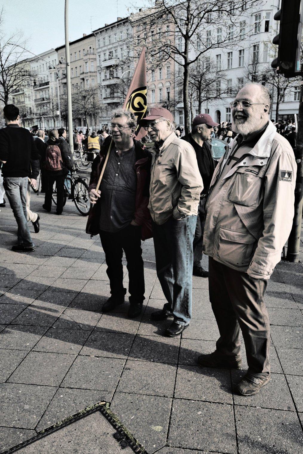 © Holger Kral • Photography - Gegen Mietwahnsinn - Berlin, Cityscape, Fujifilm X70, Germany, On my Doorstep - photo #7