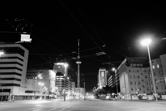 © Holger Kral • Photography - Nacht, Berlin - Berlin, Fall, On my Doorstep - photo #2