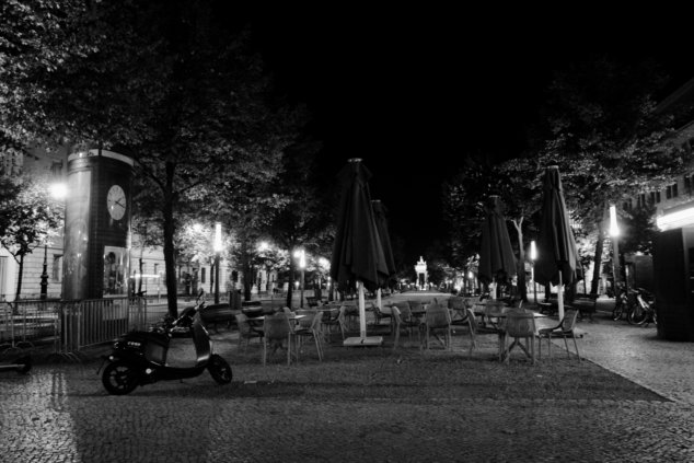 © Holger Kral • Photography - Nacht, Berlin - Berlin, Fall, On my Doorstep - photo #6