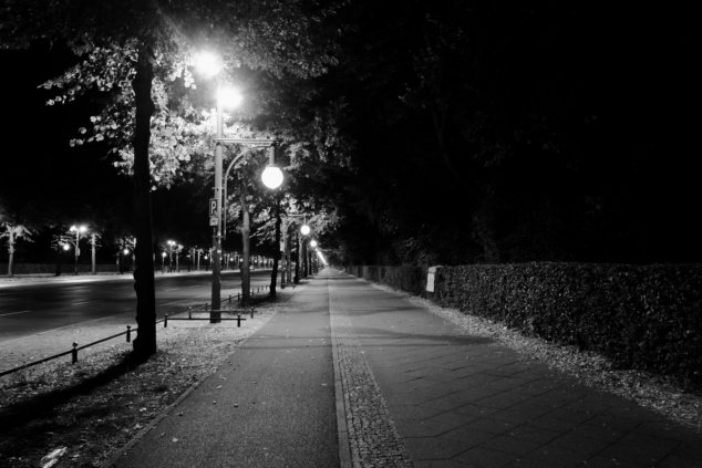 © Holger Kral • Photography - Nacht, Berlin - Berlin, Fall, On my Doorstep - photo #11