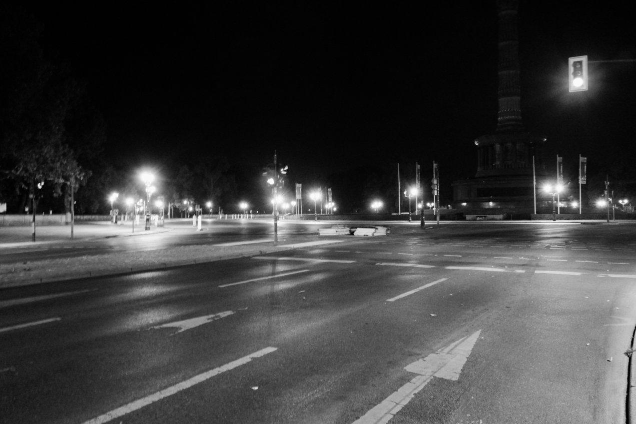 © Holger Kral • Photography - Nacht, Berlin - Berlin, Fall, On my Doorstep - photo #13