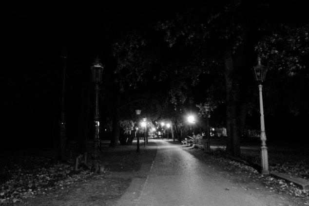 © Holger Kral • Photography - Nacht, Berlin - Berlin, Fall, On my Doorstep - photo #14