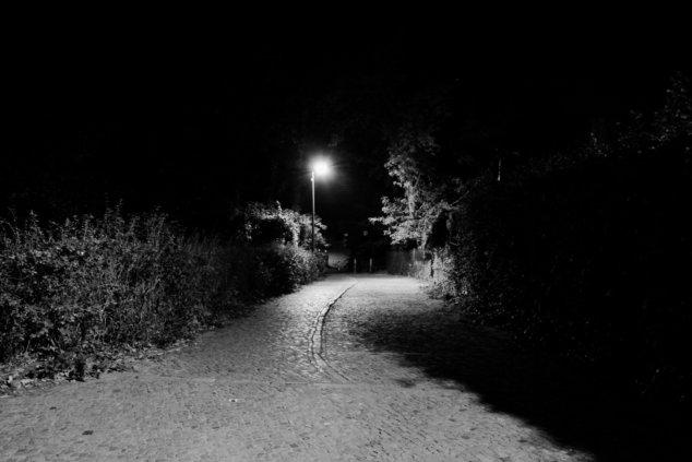 © Holger Kral • Photography - Nacht, Berlin - Berlin, Fall, On my Doorstep - photo #18