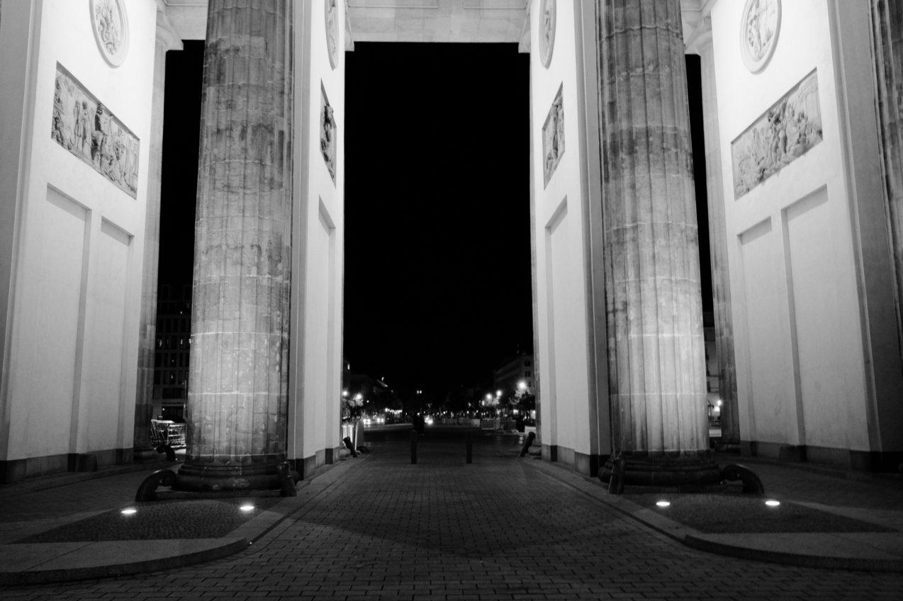 © Holger Kral • Photography - Nacht, Berlin - Berlin, Fall, On my Doorstep - photo #9