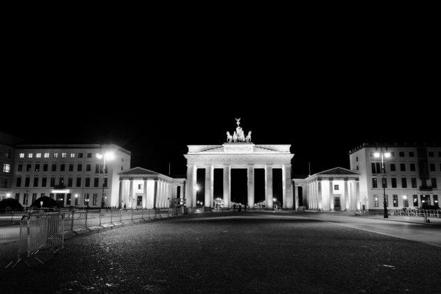 © Holger Kral • Photography - Nacht, Berlin - Berlin, Fall, On my Doorstep - photo #8