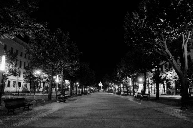 © Holger Kral • Photography - Nacht, Berlin - Berlin, Fall, On my Doorstep - photo #7