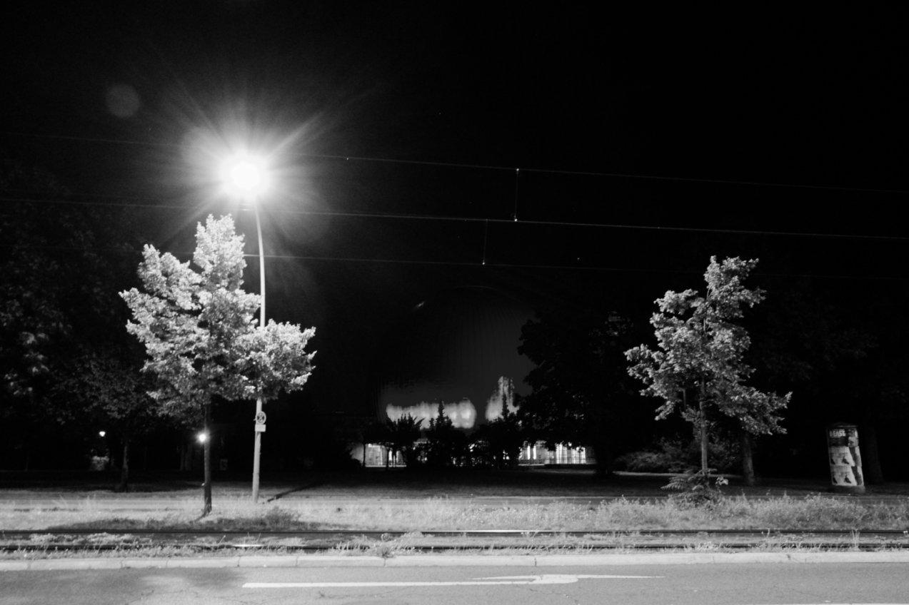 © Holger Kral • Photography - Nacht, Berlin - Berlin, Fall, On my Doorstep - photo #1