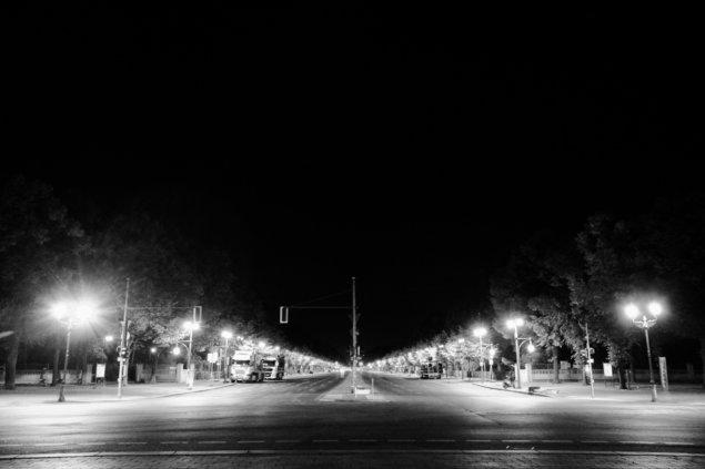 © Holger Kral • Photography - Nacht, Berlin - Berlin, Fall, On my Doorstep - photo #10